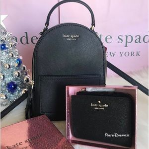 Kate Spade *MINI* Convertible Backpack & Joeley